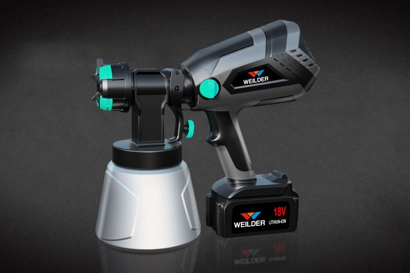 18V PAINT SPRAY GUN