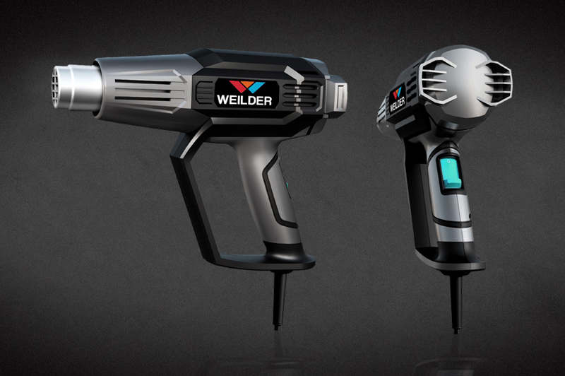Heat Gun-Q1P-HW1-2000